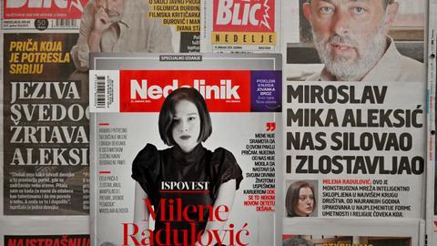 #YouAreNotAlone: Balkan women seize #MeToo moment
