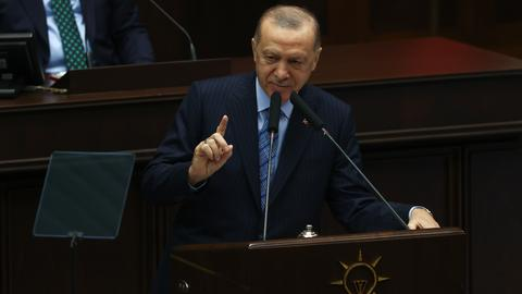 Erdogan: Islamophobia, xenophobia should stop