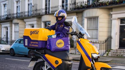 Turkish delivery app Getir hits international market, arrives in London