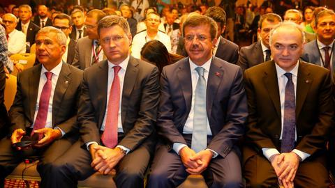 Turkey, Russia boost economic cooperation