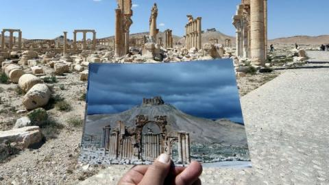 UNESCO says Palmyra retains its authenticity despite damage