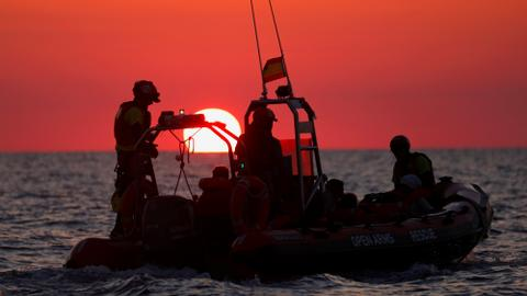 The struggle to keep rescue operations afloat in the Mediterranean