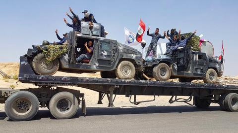 Iraq begins battle to retake Daesh-held city of Tal Afar