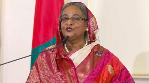 Bangladesh sentences 10  to death for assassination attempt on Hasina