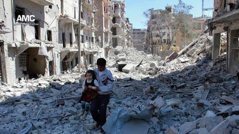 With 0.47M victims, Syria's Assad lauds allies for reducing