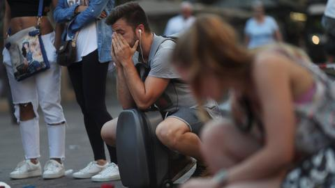 Search for Barcelona attack suspect expands to rest of Europe