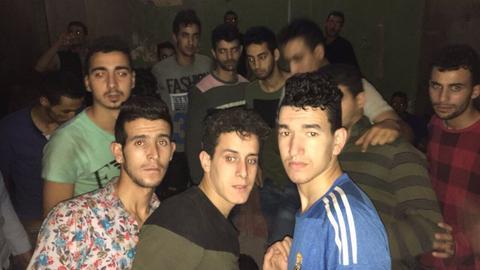 Algerians recount detention horror in Libya