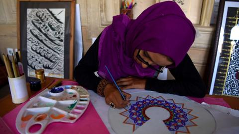 Centuries-old craftsmanship finds new life in Kabul's oldest district