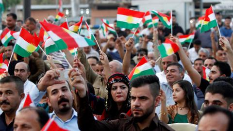 Despite objections Iraq's Kurds plan to hold independence referendum
