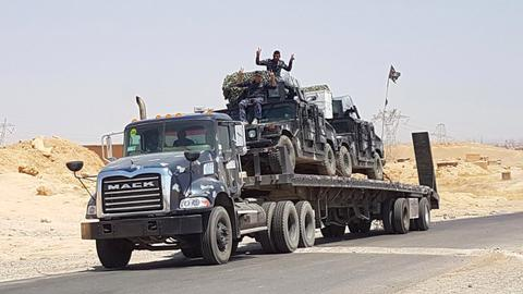 Iraqi forces recapture three Tal Afar districts from Daesh