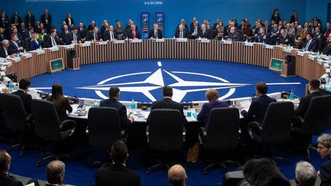 NATO's doors should remain open to enlargement