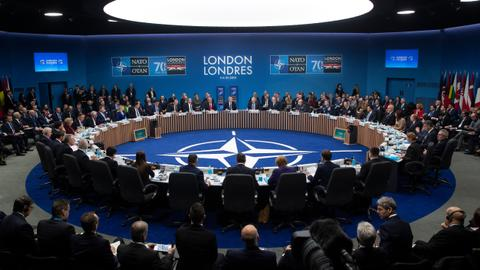Stoltenberg calls on NATO members to overcome Afghanistan tensions