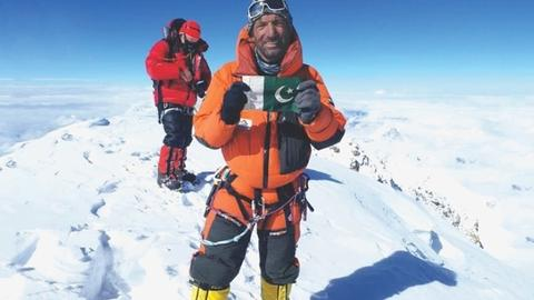Pakistan's Ali Sadpara: The man who whispered to mountains