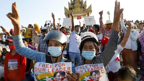 What is happening in Myanmar? 'They messed with the wrong generation'
