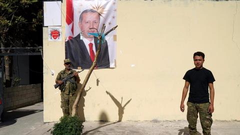 Jarablus still faces challenges as life returns to normal