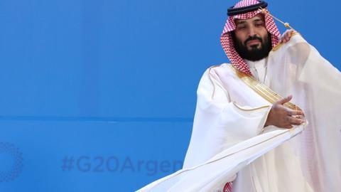 Joe Biden's effect on Saudi Arabia's MBS