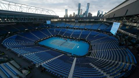 #AusOpen becomes blueprint for sporting events to continue during pandemic