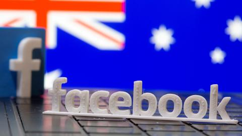 Facebook to restore Australian news pages after deal reached on media law