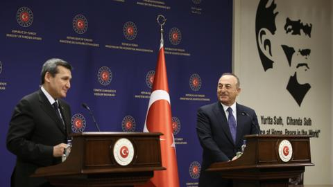 Turkey: Ready to play role in bringing Turkmen gas to Europe