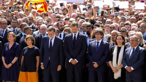 Barcelona attacks harden divisions between Spain and Catalonia