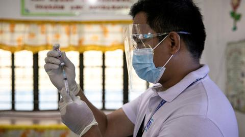Philippines to probe use of illegal Covid-19 vaccines