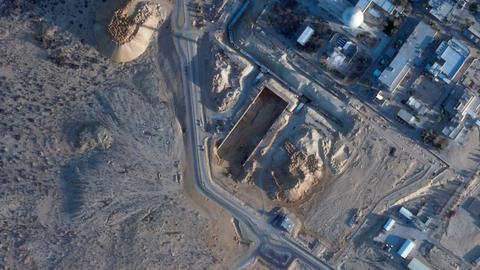 Israel begins major construction at its Dimona nuclear facility