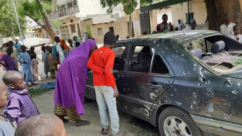 Many dead in gang attacks on villagers in northern Nigeria