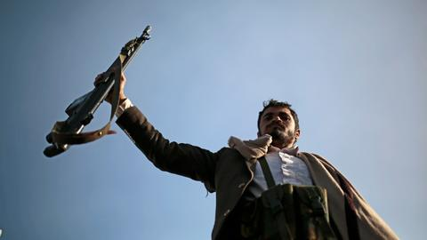 The dangerous fight for Yemen's oil-rich Marib