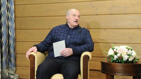 EU extends sanctions on Belarus over alleged crackdown on protesters