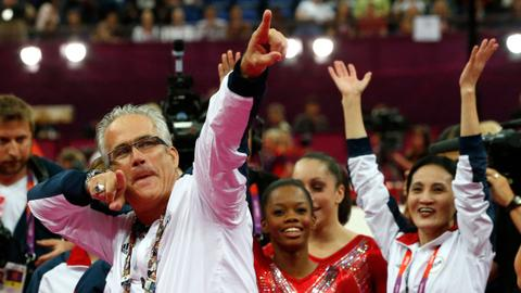 Ex-US Olympic gymnastics coach dies by suicide after trafficking charges