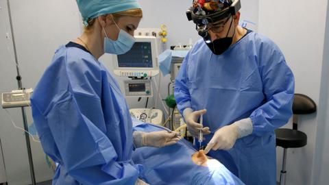 Pandemic sparks plastic surgery boom in Albania with rogue operators galore