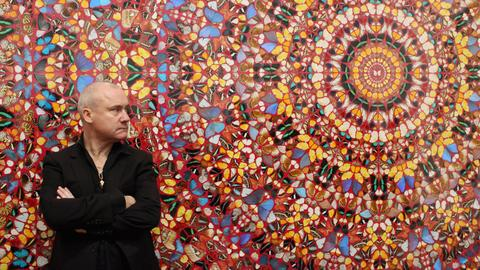 Cryptoart: Damien Hirst to accept bitcoin, ether for blossom print editions