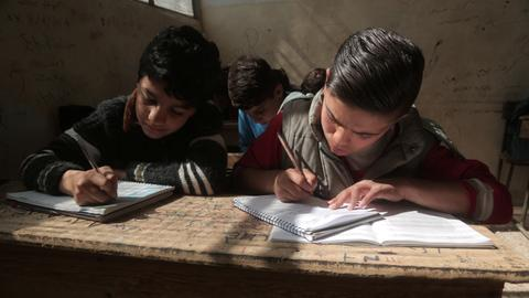 A looming education crisis grips Syria's SDF-controlled areas