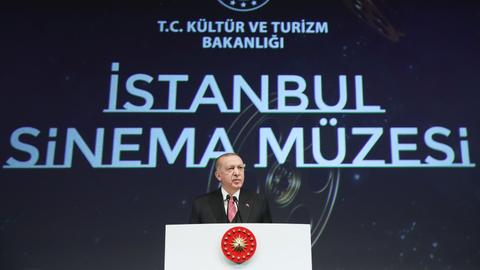 Erdogan: Turkey's Galataport to become operational in April