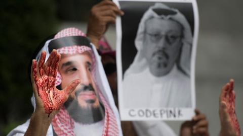 US intel: Saudi crown prince approved op to capture or kill Khashoggi