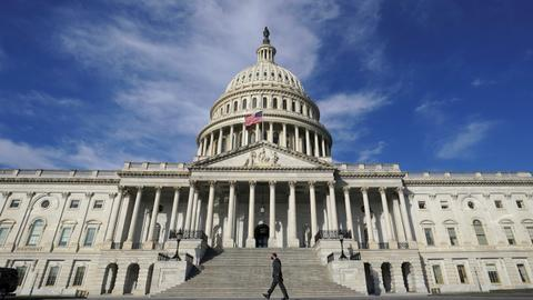 US House approves $1.9 trillion Covid plan