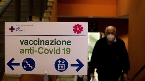Italy tightens Covid-19 curbs in several regions – latest updates