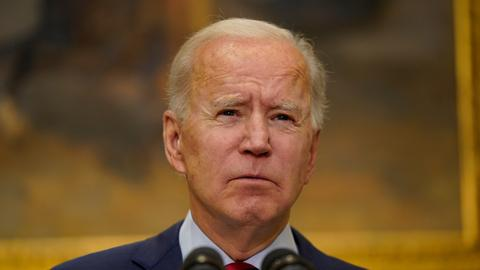 Biden says he will make announcement on Saudi Arabia on Monday