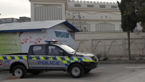 Cleric gunned down near Pakistani capital