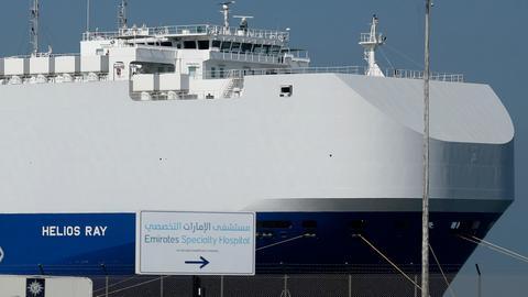Netanyahu accuses Iran of attacking cargo ship, Tehran denies charge