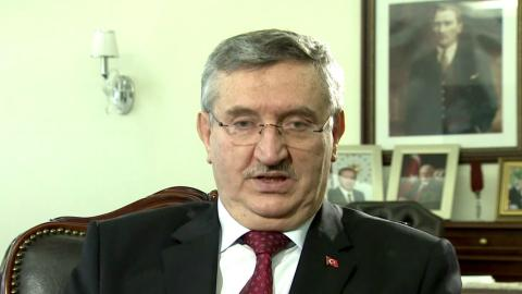 One on One Express: Fikret Ozer, Turkey's Ambassador to Qatar