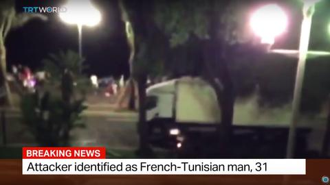 France attacker identified as French-Tunisian man, 31