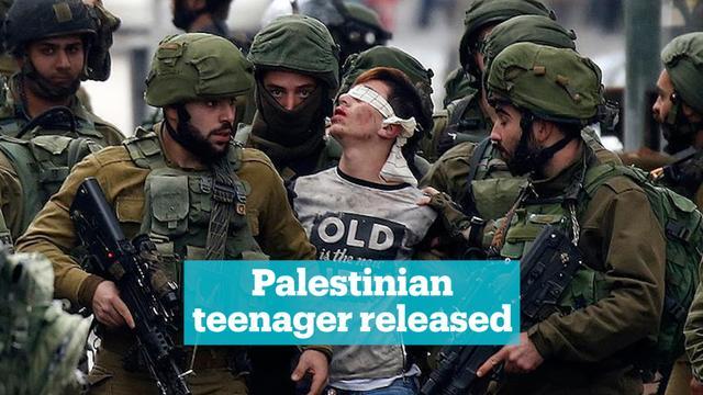 Palestinian Teenager 39 Tortured 39 In Israeli Jail Trt World