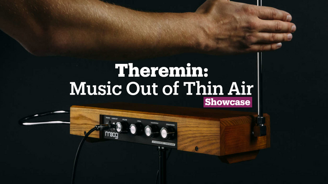Theremin: Music Out of Thin Air | Music | Showcase