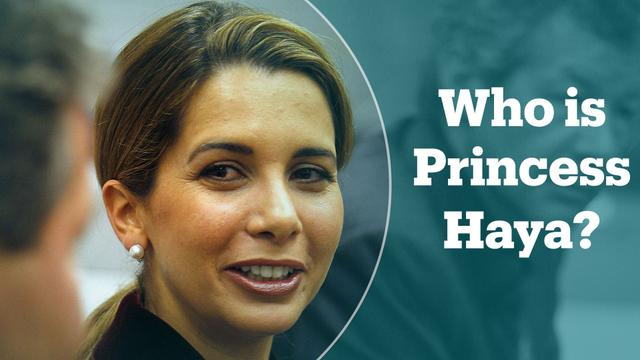 Princess Haya seeks 'forced marriage protection order' in the UK