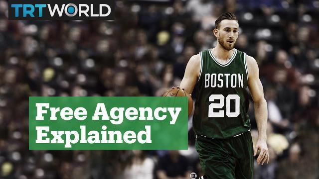 2017 NBA Free Agency signings explained - TRT World
