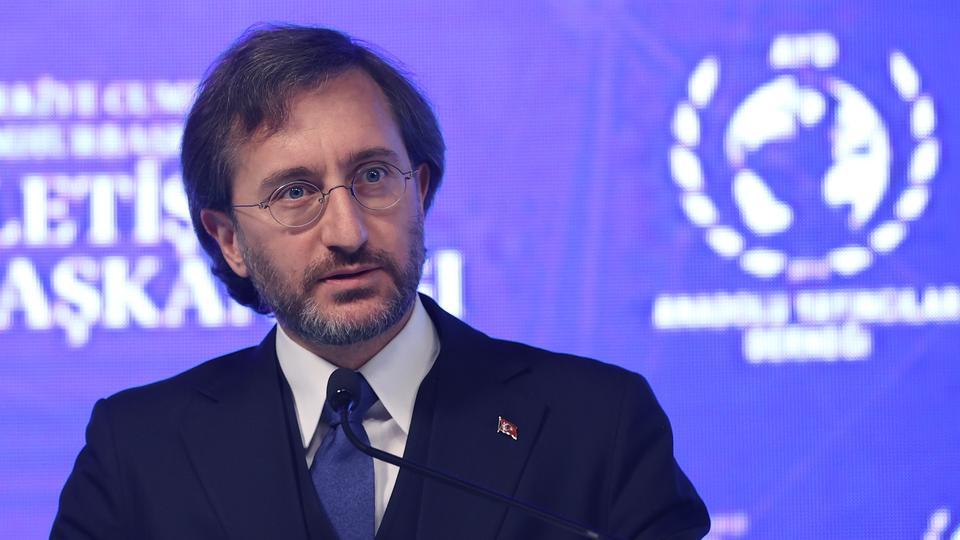 Digital fascism one of the biggest threats faced by Turkey, Altun warns