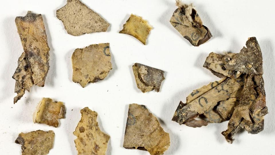 Israel discovers Dead Sea scroll fragments dating back some 1,900 years