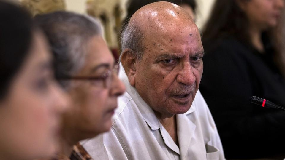 Pakistan's iconic human rights defender and journalist IA Rehman dies