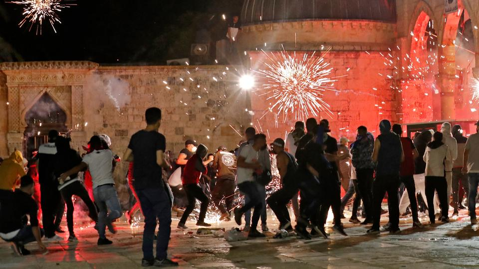New protests called after Israeli raid on Al Aqsa wounded over 200